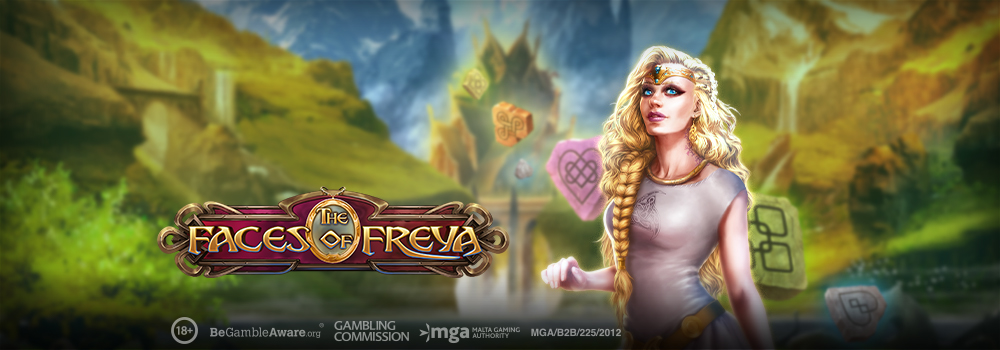 Play'n GO Explore New Stories with Faces of Freya